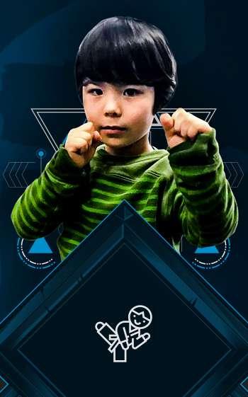 Juniors martial arts program