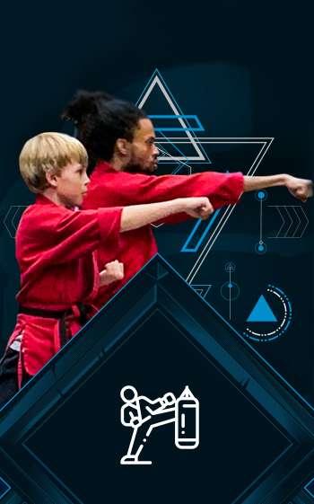 Kids martial arts Program