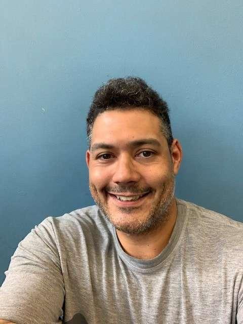 Instructor Michael Acosta