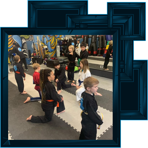 RESPECT IS A CORNERSTONE OF MARTIAL ARTS INSTRUCTION