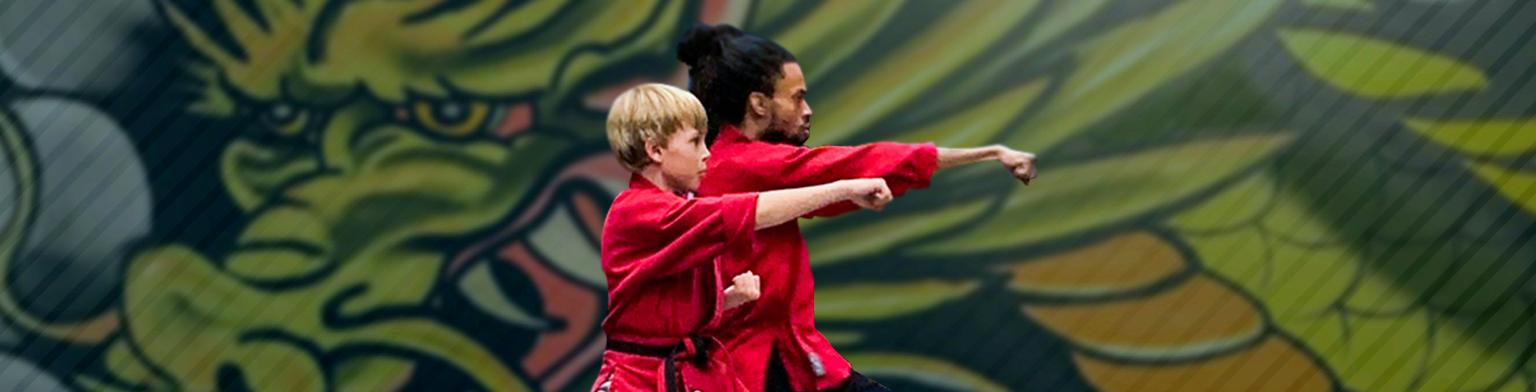 Header Teen martial arts