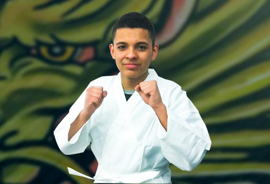 header Junior martial arts